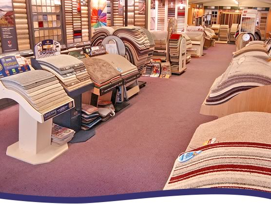 windsor Carpets Showroom Redditch